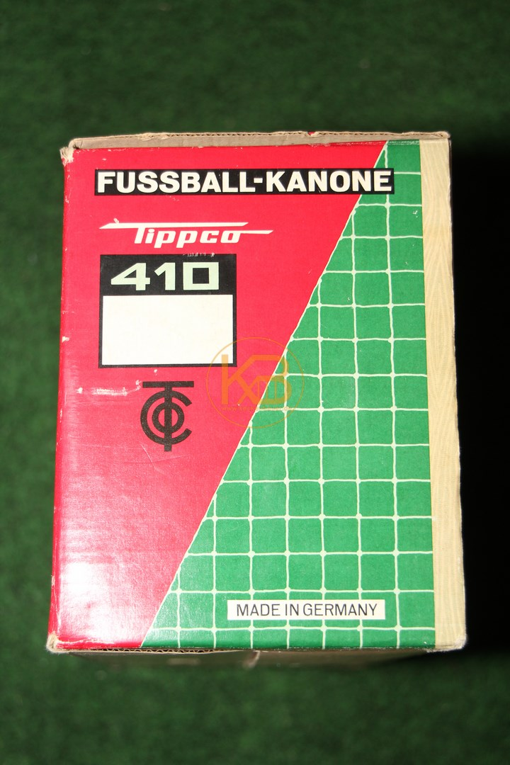 Fußball Torwand Kanone um 1968 von Tippco 2/2