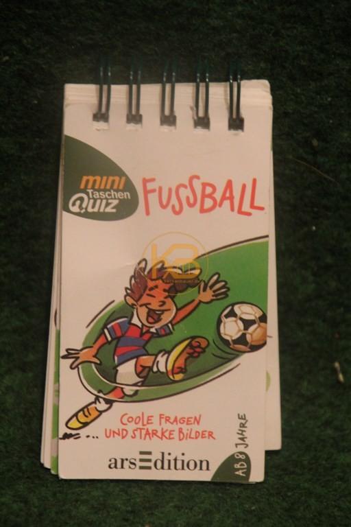 Taschen Fussball Quiz