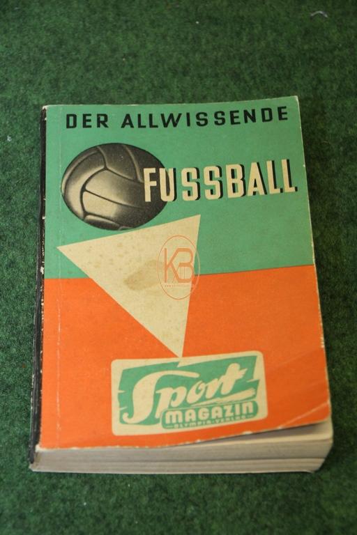 Der Allwissende Fussball vom Sport Magazin