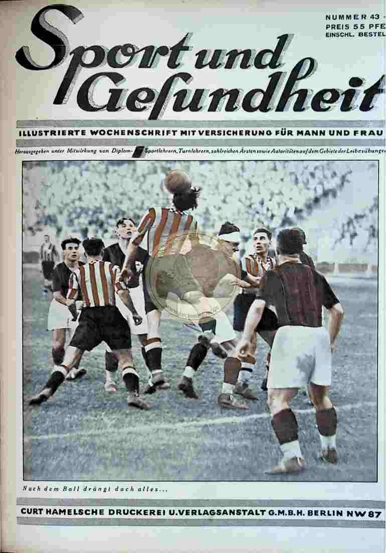 1931 Sport und Gesundheit Nr.43