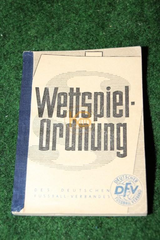 Wettspielordnung des DFV.