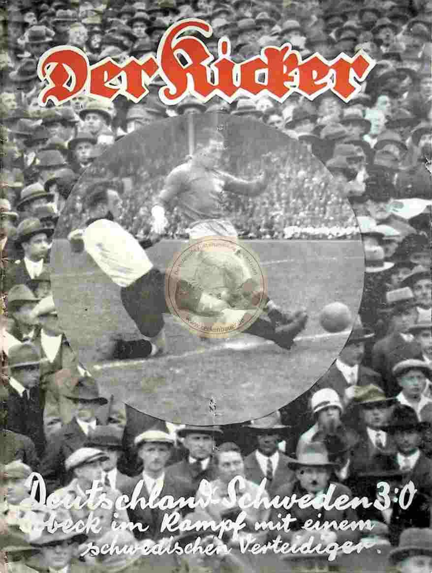 1929 Juni 25. Kicker Nr. 26