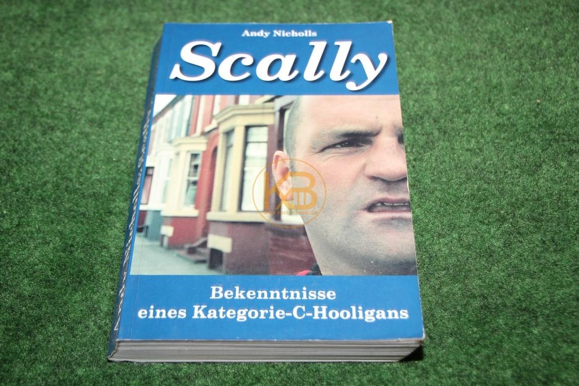 Andy Nicholls Scally Bekenntnis eines Kategorie C Holigans