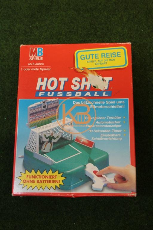 MB Spiele Hot Shot Fußball.