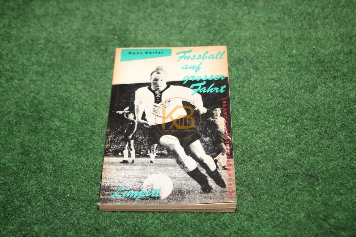 Fußball auf grosser Fahrt vom Limpert Verlag