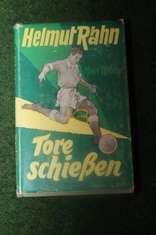 Helmut Rahn Tore Schießen