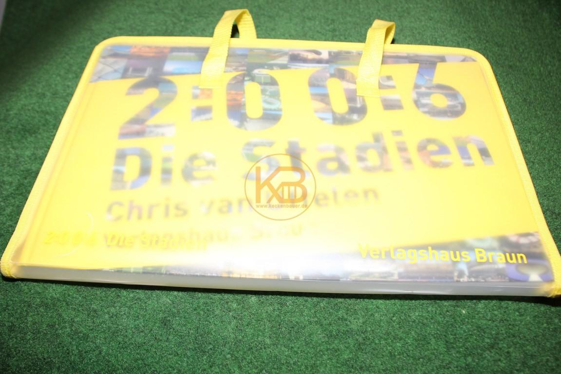 2006 Die Stadien Chris von Uffelen vom Verlagshaus Braun