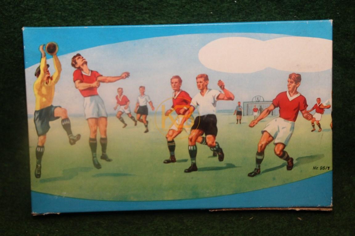 Fußball Spiel Brettspiel vermutlich aus den 1960ern.