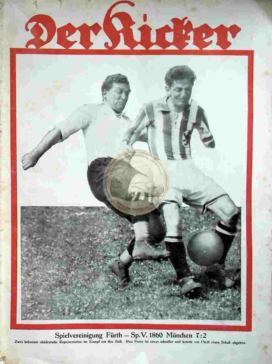 1929 Mai 28. Kicker Nr. 22