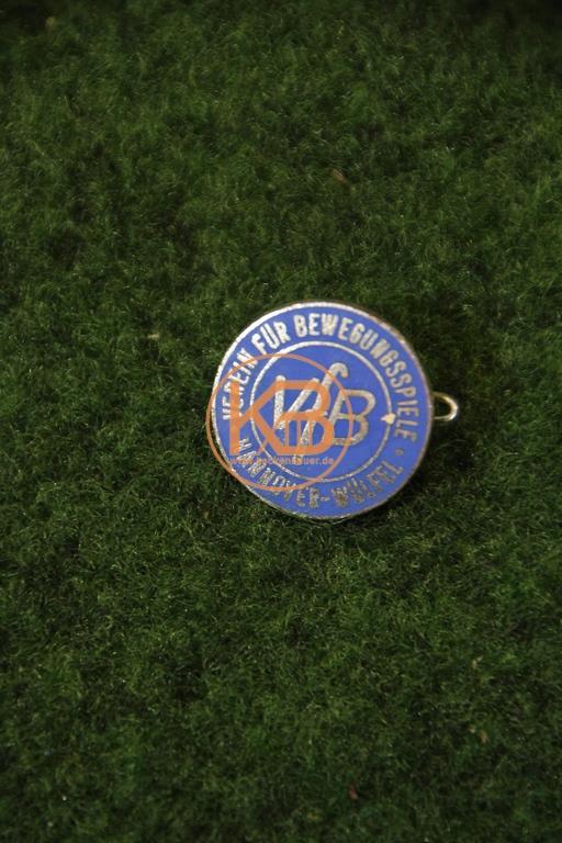 Vereinsnadel vom VFB Hannover Wülfel