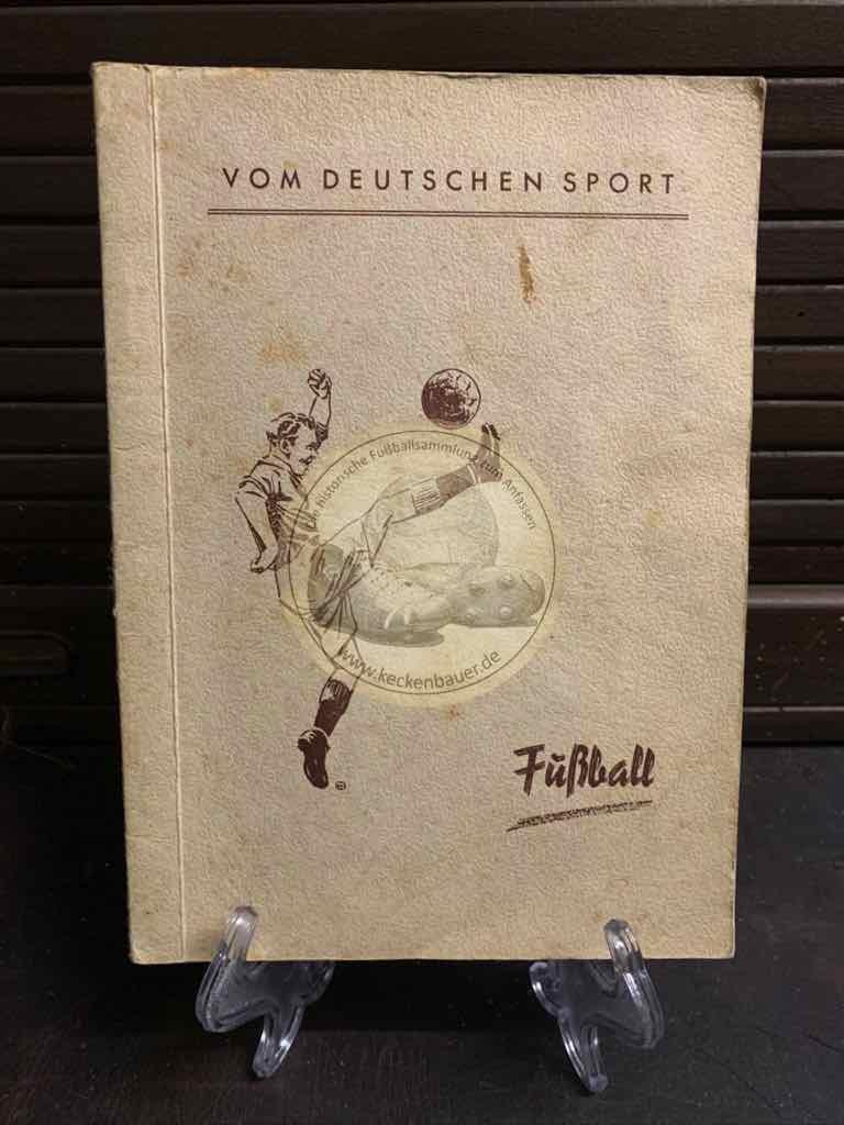 Vom Deutschen Sport. Band 1: Fußball aus dem Jahr 1950