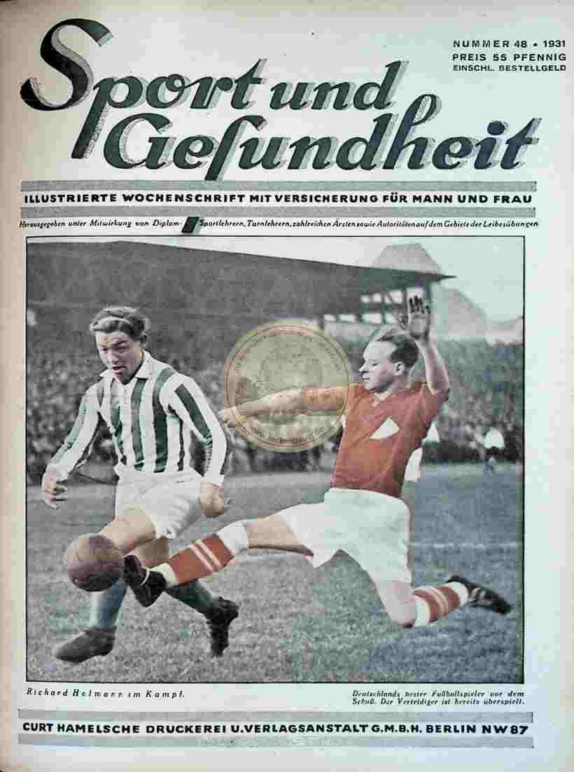 1931 Sport und Gesundheit Nr.48