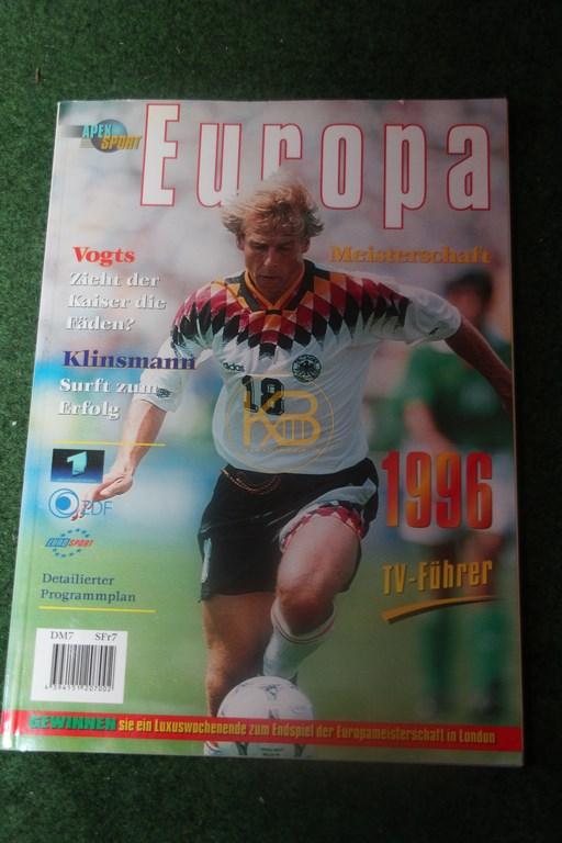 Apek Sport Europa Meisterschaft 1996