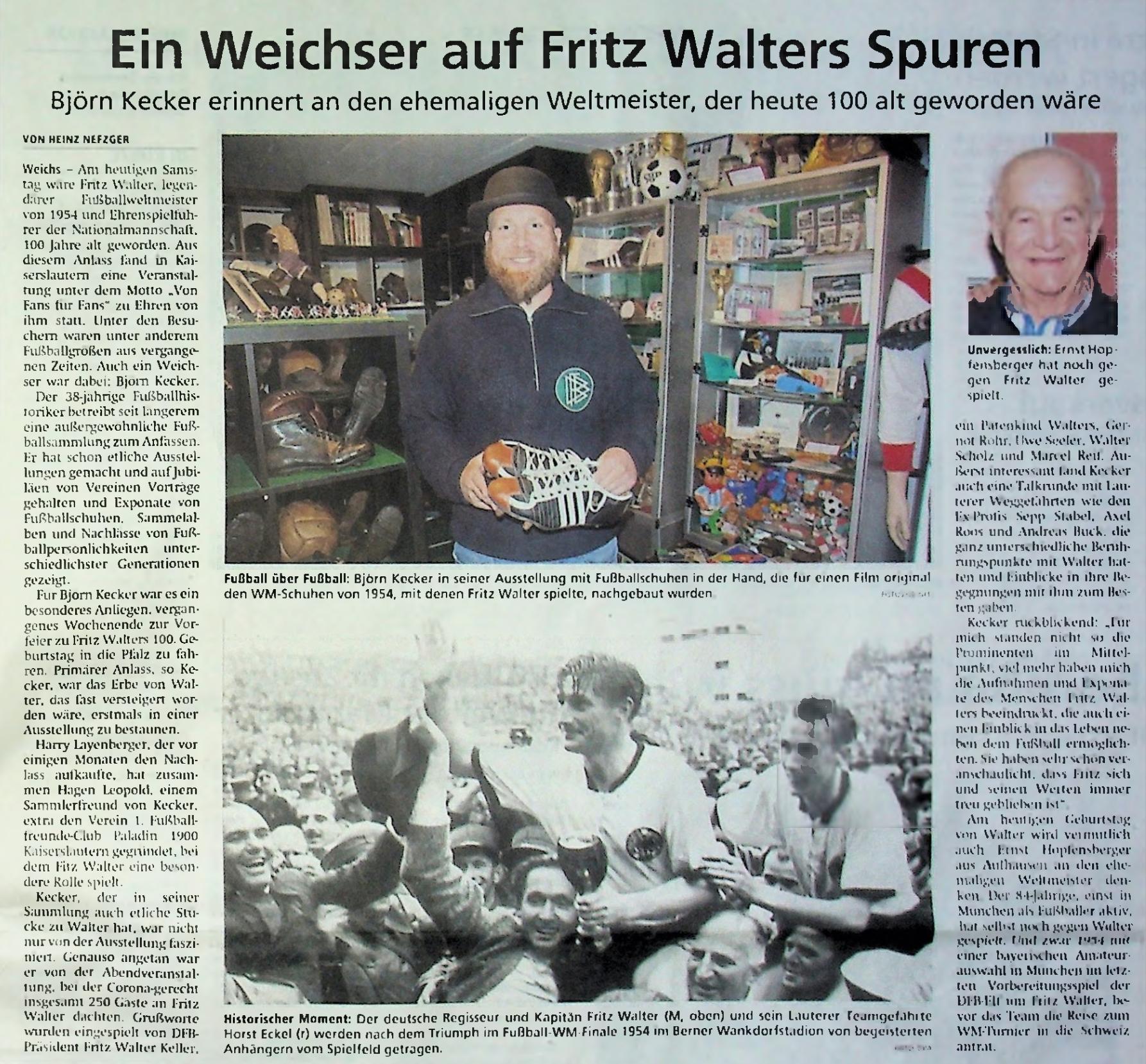 Dachauer Nachrichten / Münchener Merkur vom 31.10.2020