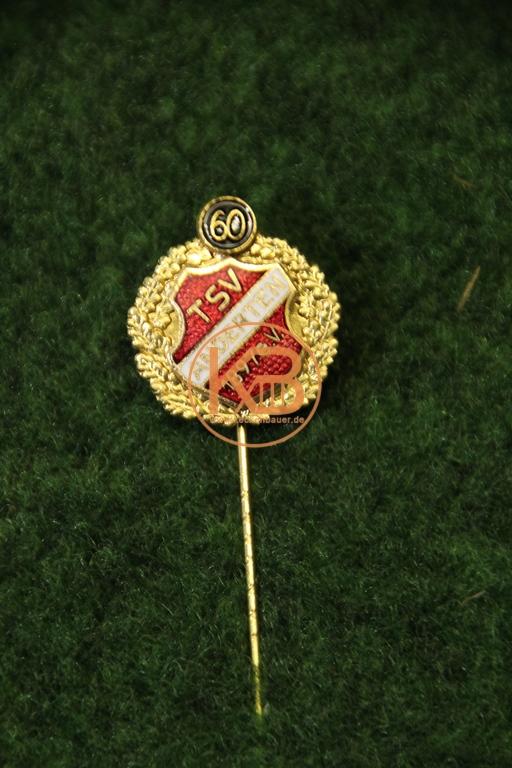 60 jährige Ehrennadel vom TSV Anderten 1897 eV