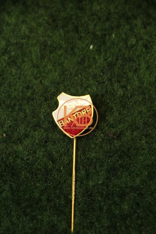 Vereinsnadel vom TSV Bantorf