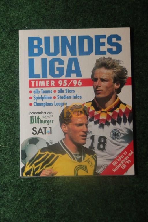 Bundesliga Timer 95/96