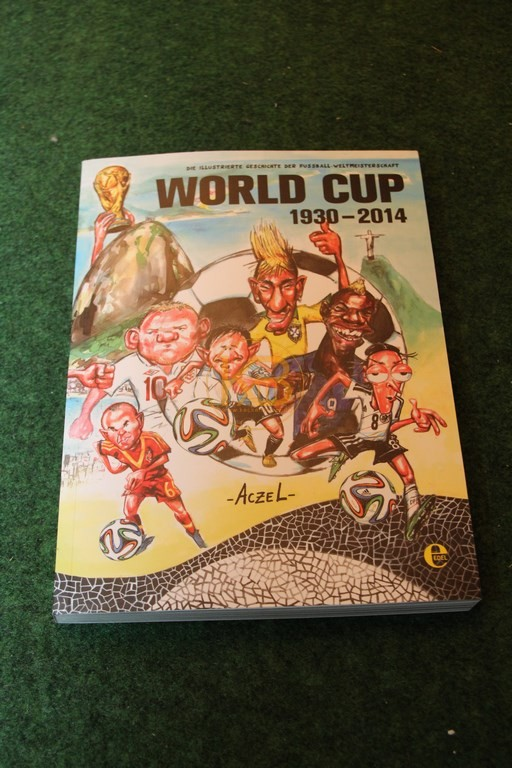 World Cup 1930 – 2014 von Aczel