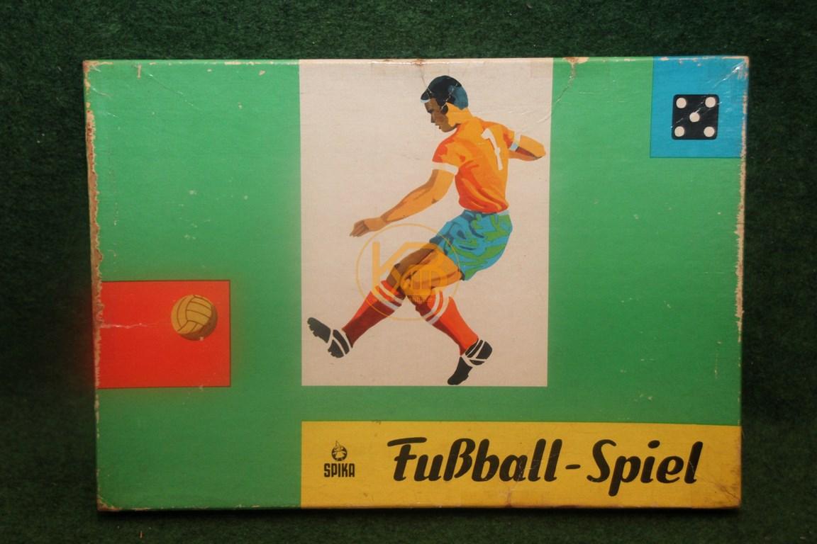 Fußball Spiel von Spika vermutlich aus den 1960ern.