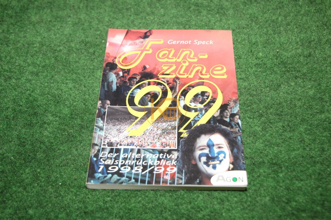 Fanzine 99 von Gernot Speck im Agon Verlag.