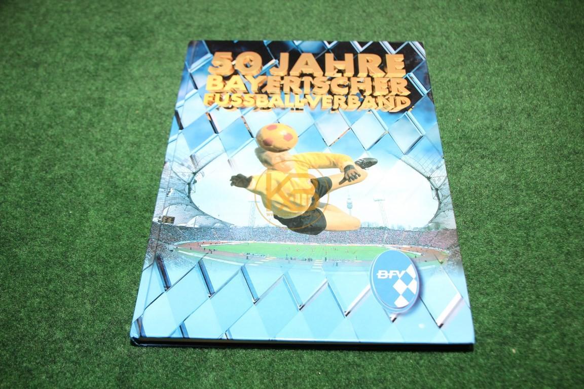 50 Jahre Bayrischer Fußball Verband