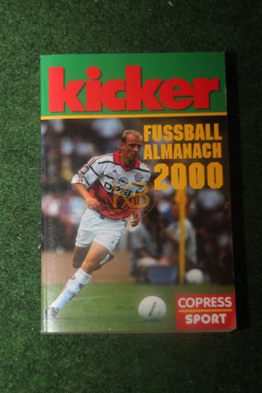 Kicker Almanach 2000