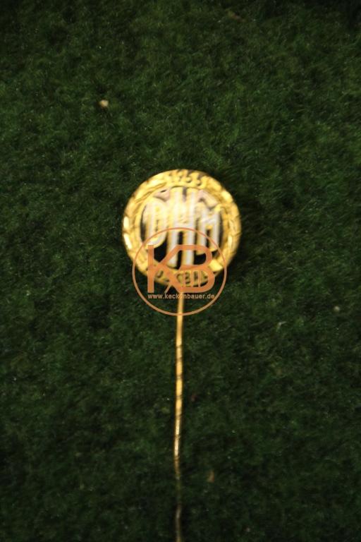 Nadel von der DHM Fußball 1955