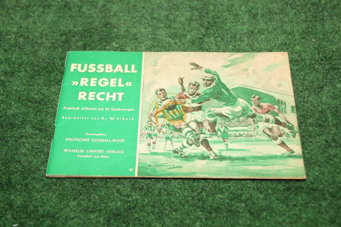 """Fußball """"Regel"""" Recht Praktisch erläutert mit 96 Zeichnungen"""