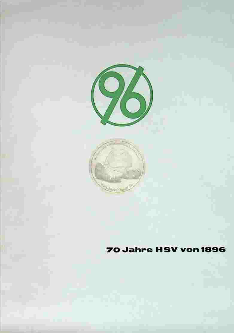 1966 April 12. 70 Jahre Hannover 96