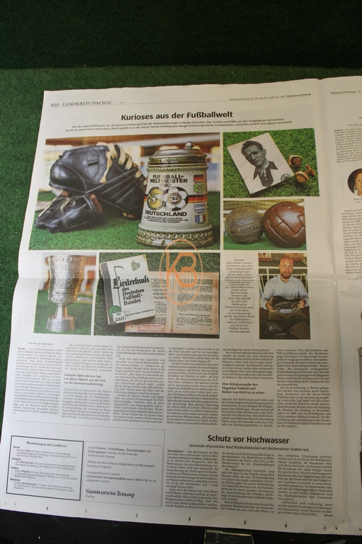 Süddeutsche Zeitung vom 27./28.10.2017