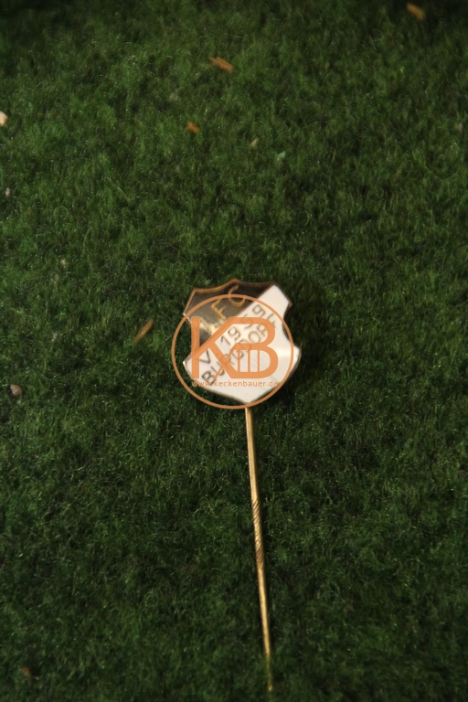 Vereinsnadel vom 1. FC Burgdorf von 1959