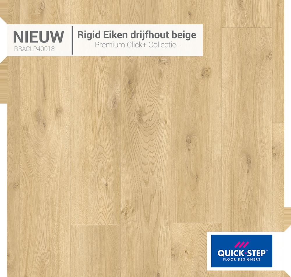 RBACL40018 Eiken Drijfhout Beige