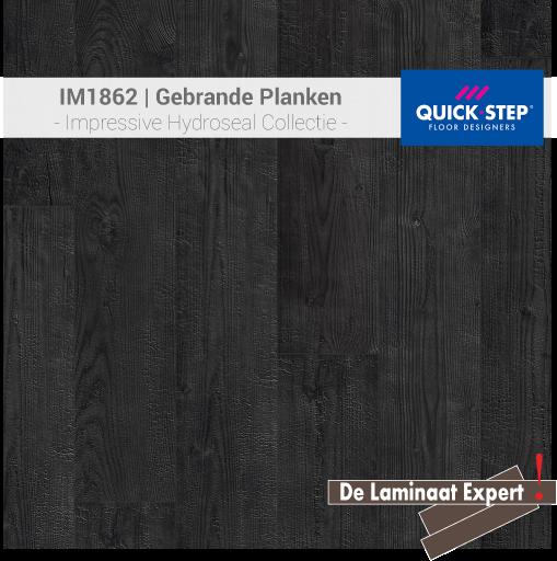 IM1862 gebrande planken