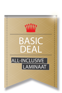 Laminaat restpartij basic deal