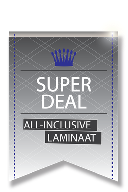 Laminaat restpartij super deal