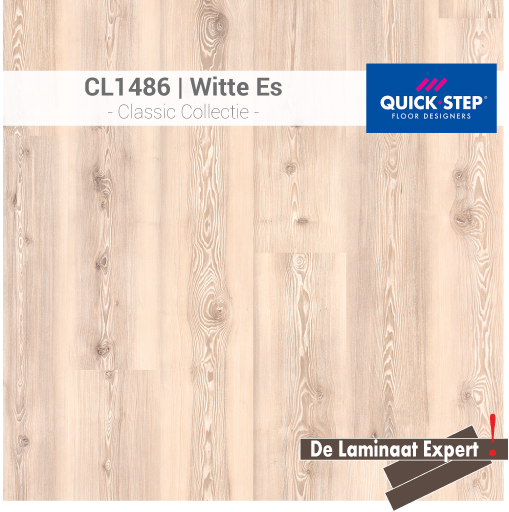 Classic CL1486 Witte Es
