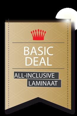 Laminaat Vloeren Basic Deal