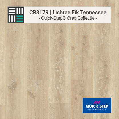Quick-Step | CR3179 Lichte Eik Tennessee