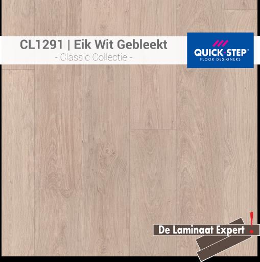 Classic CLM1291 Eik Wit Gebleekt
