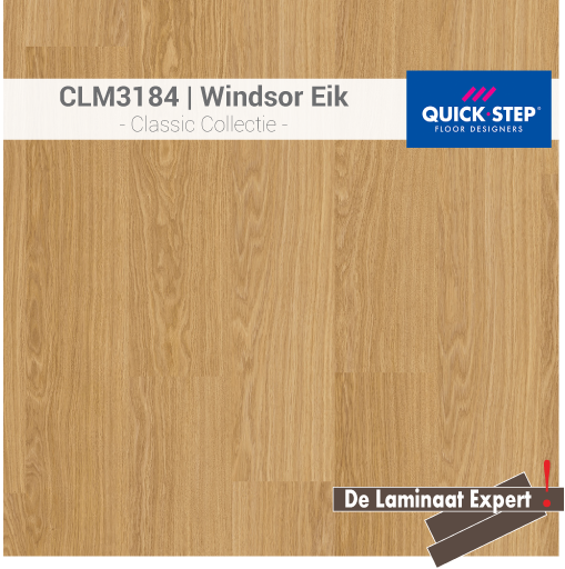 Classic CLM3184 Windsor Eik