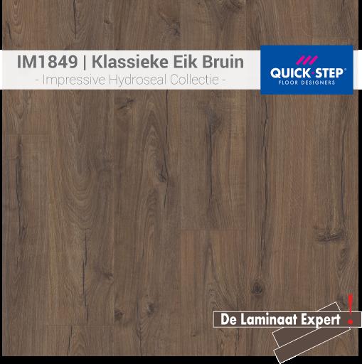 IM1849 klassieke eik bruin