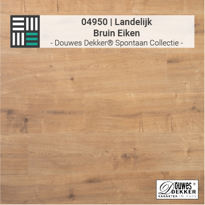 04950 - Landelijk Bruin Eiken