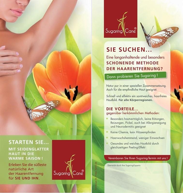 Frühlings-Sommer Flyer, Sugaring Cane