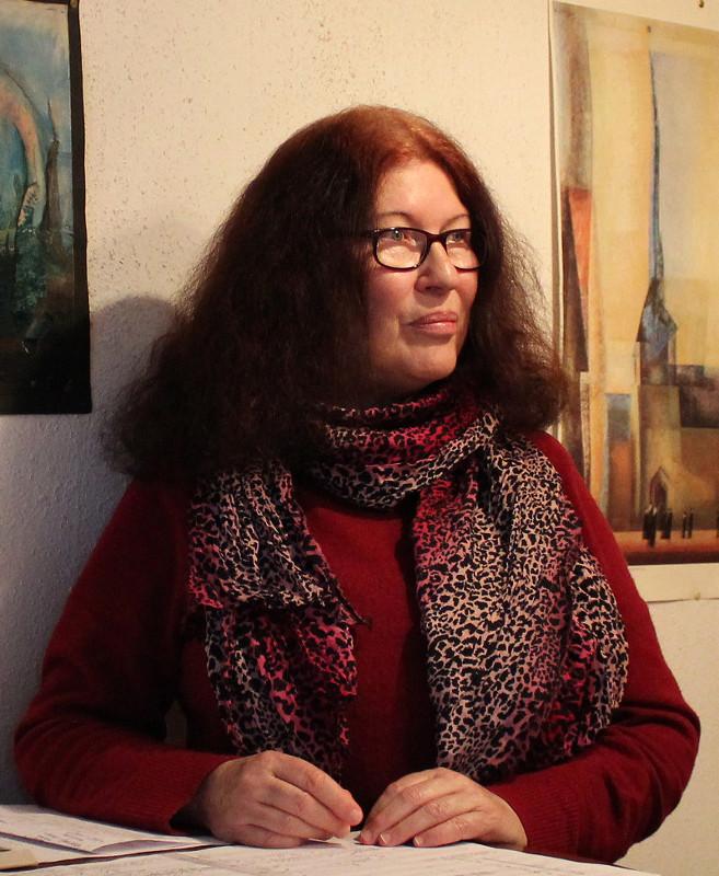 Ursula Euteneuer-Rohrer (U.E.R.), Komposition, Klavier Foto: Myriam Rohrer