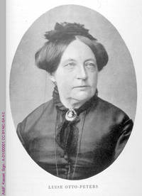 Louise Otto-Peters, Archivbild des AddF
