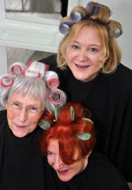 Lesung  Haarige Geschichten: Sabine Stern, Franziska Joachim, Hedi Schulitz