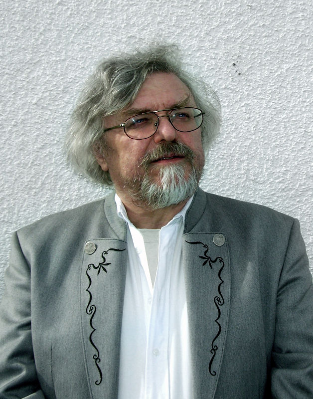 """Manfred Rohrer, Schlagzeug bei """"Variationen"""" von U.E.R. und """"Kein Ort"""" von Schabert"""