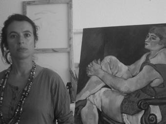 15. Salon K3: szenische Lesung zum Leben der Malerin Suzanne Valadon mit Lilly-Ann Repplinger