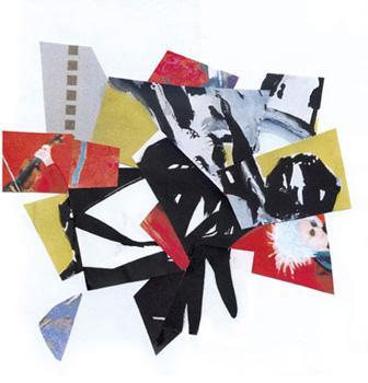 ...aufbrechen... Annäherung an Wolfgang Rihm: Collage