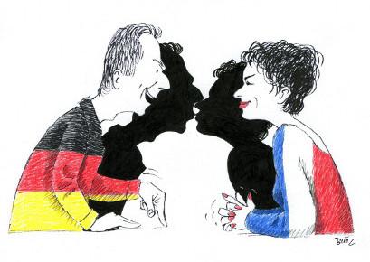 Xenia-Theater, Zeichnung: Steffen Butz